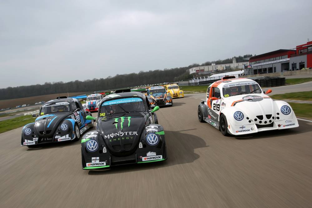 Picture of VW FUN CUP POWERED BY HANKOOK – KRONOS EVENTS